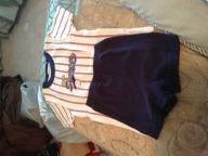 Size 2T Little Slugger pajamas (shorts/short sleeve)