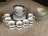 Partial Dinnerware Set