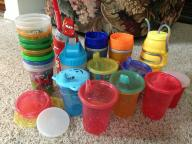 Sippy Cups, Baby Spoons