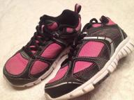 JUMPING BEANS Girls Athletic Shoes Sneakers Mesh Size 12 Medium
