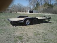 8x16 car trailer