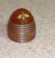 Avon Bottle Bee Hive Empty