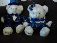 Boy and girl 2003 Limited Edition Keepsake Memories bears