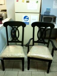 Brand New dining room chairs