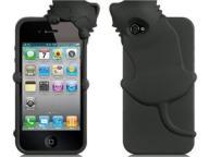 Black Cat IPhone 4/4S Cover