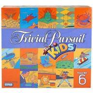 Trivial Pursuit Kids Edition