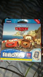 VTech Innotab Cars Game