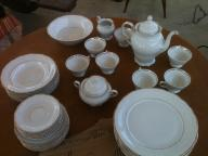 Royal kent dinnerware