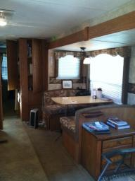 2007 Copper Canyon Sprinter 31ft pull behind camper