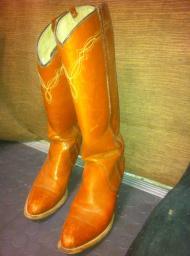 Women's western style Frye Boots