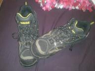 Brahma Steel toeds work boots Mens size 9