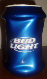 Bud Light coozie