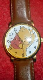 Ladies Disney's Winne The Pooh Timex Wrist Watch