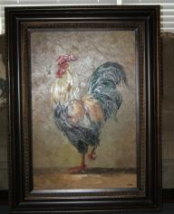 Very Large Rooster Picture
