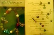 23rd Psalm Beaded Bracelet