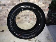 (1) Pirelli Tire