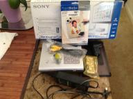 Sony picture printer