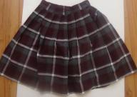 Royal Park Pleated Skirt