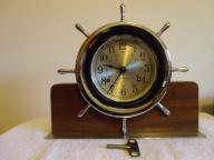 Seth Thomas Unique Clock- Ship Captain's