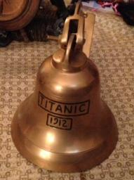 Nautical Titanic Bell