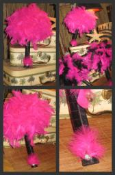 Feather Bridal Bouquet NEW