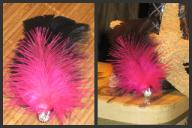 Feather Groom Boutonniere NEW