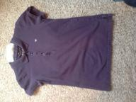 AEROPOSTALE PURPLE COLLARED SHIRT