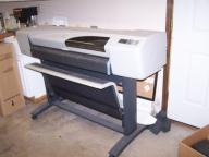 HP Plotter Printer for large drawings/maps