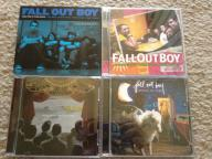 4 Fall Out Boy CDs