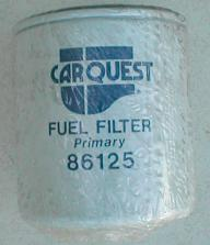 Carquest #86125 Fuel filter