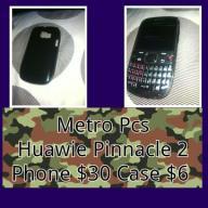 Huawie Pinnacle 2 w/ case