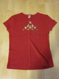 Red Monkey T-Shirt - Large
