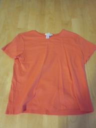 Coldwater Creek Coral Top - Medium