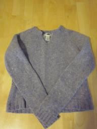 Old Navy Lavender Sweater - Medium