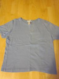 Coldwater Creek Blue Top - Medium