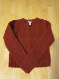 Old Navy Red Sweater - Medium