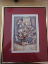 Jody Bergsma Christmas Art