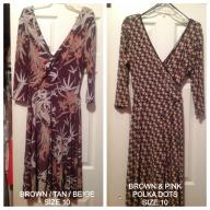 *CLEANING CLOSET DRESS SALE, NEW/GENTLY WORN DRESSES~ WORK OR