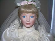 LISA, THE 1990'S BRIDE DOLL (ASHTON-DRAKE)