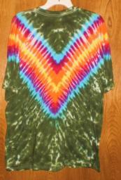 Tie Dye Shirt  xl