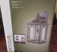 Portfolio 3 in 1 Outdoor Lantern