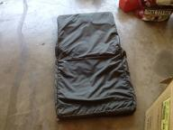 Samsonite grey garment bag - $25 (Benbrook)