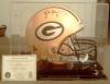 Autographed Brett Favre Full Size Helmet With COA