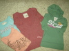 Girls Miss's Shirts lot of 4 Size XS S