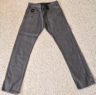Cain and Abel Grey Jeans