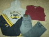 BOYS CLOTHES SIZE 10 LOT OF 4