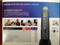 Belkin N600 DB Wi-Fi Dual-Band N+ Router $40