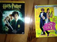DVDs harry Potter, Austin Powers