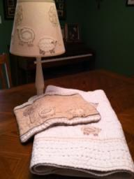Pottery Barn Nursery Items