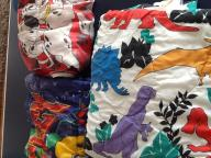 Kids sleeping bags and comforters $7 for all three